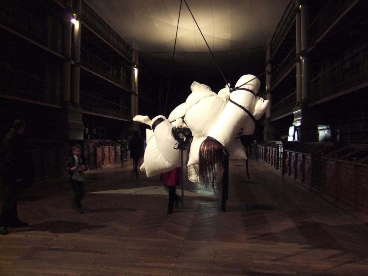 Le magasin, Grenoble, Exposition de Noel, 2013