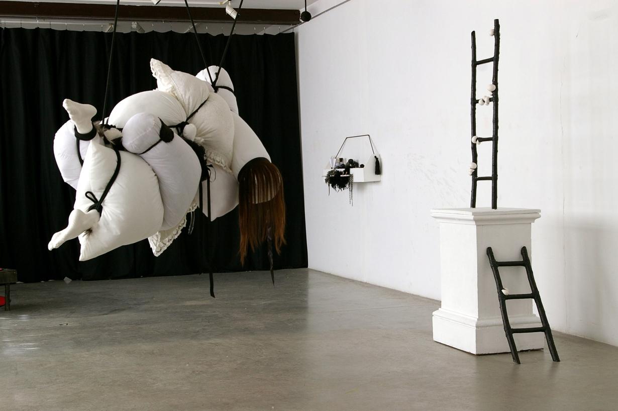 Vue d'ensemble La douceur des utopies, 2013, Dompierre